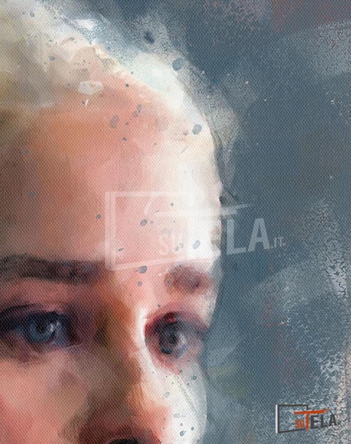 ritratto Daenerys Targaryen