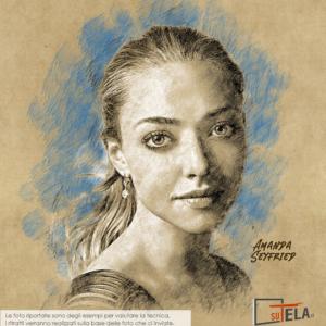 Amanda Seyfried ritratto